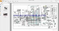 Caterpillar Wiring Diagrams Schematics Manual Auto