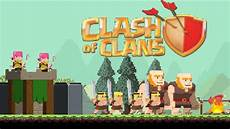Clash Of Clans Story