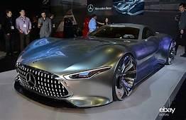 Mercedes Benz AMG Vision Gran Turismo Concept  EBay