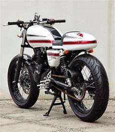 Gambar Honda Tiger Cafe Racer