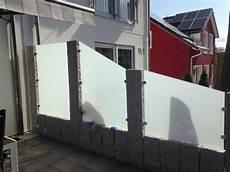 Terrassen Windschutz Glas - kinderzimmers details zu edelstahl windschutz sichtschutz