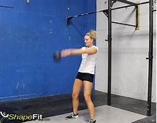 crossfit kettlebell swing kettlebell swing crossfit exercise guide with photos