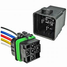 pico wiring 5593pt waterproof relay 5 spdt resistor bracket 30 40 ebay
