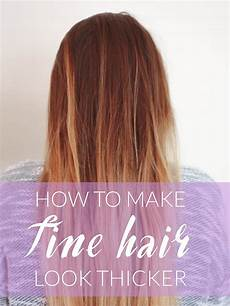 how to make fine hair thicker haircuts for thin fine hair hair looks haircuts for fine hair