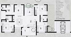 simple house plans in kerala simple 3 bedroom budget home design with free plan free