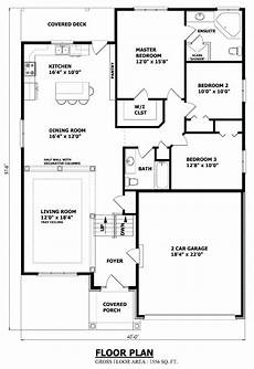 elevated bungalow house plans house plans canada raised bungalow small house floor