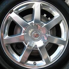 cadillac sts 4578pr oem wheel 9595147 oem original