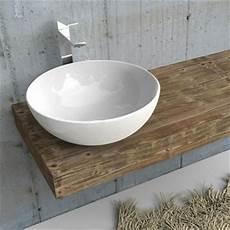 mensola lavabo mensola mensolone da bagno per lavabo in legno di abete