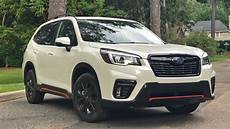 2019 subaru forester sport 2 2019 subaru forester drive review the small