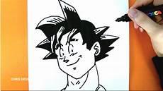 dessin facile dessin facile comment dessiner goku