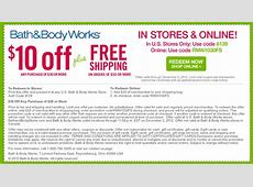 bath and body promo codes 2020