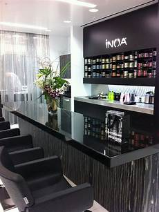 Inoa Color Bar Salon Color Bar Salon Decor Nail