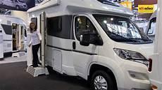 teilintegrierte wohnmobile gebraucht adria 2018 6m wohnmobil mit hubbet matrix sg