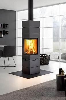 poele à bois contemporain element r 233 f chauffage po 234 les 224 bois contemporain