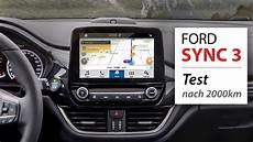 Ford Sync 3 Test Erfahrungen Zu Navi Applink Android