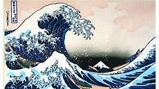 Japanisches Bild Welle - ausstellung oldenburg japanische welle in frankreich