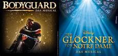 musical stuttgart musicals in stuttgart bodyguard und dis 173 neys der