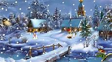 kerstanimatie let it snow animation