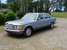 security system 1992 mercedes benz 300se seat position control original classic 1984 mercedes 500sel owned rust free for sale photos technical