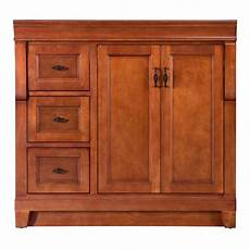 Small Bathroom Vanities Without Tops by Quot Foremost Quot Naples 36 In W Bath Vanity Cabinet Only In
