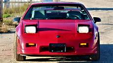 old cars and repair manuals free 1988 pontiac 6000 engine control 1988 pontiac fiero gt 2 8l v6 5sp manual transmission clean title classic pontiac fiero