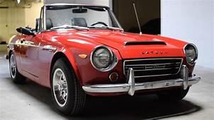 1969 Datsun Fairlady Roadster  Quick Look Morries