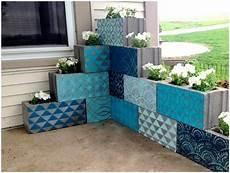 beton gartenmauer streichen 10 awesome ideas to design a cinder block garden