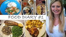 Low Carb Gesund - food diary 1 i un vegan un gesund low carb