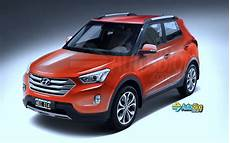 Yet Another Rendering Of The India Bound Hyundai Mini Suv