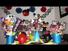 Mickey Mouse Decorations by 1st Birthday Decoration Mickey Mouse Theme
