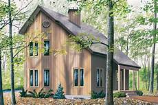 plan 21417dr vacation house plan with steep pitched roof