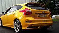 focus st mk3 prototype exhaust system and focus rs mk1
