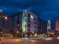 downtown omaha hotels near td ameritrade park even hotel
