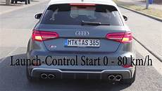 audi s3 8v sportback facelift sounds