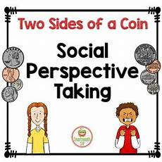 social skills social perspective taking activity by smartmouthslp
