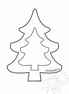 Malvorlage Weihnachtsbaum Einfach Malvorlage Tannenbaum Einfach Frisch Malvorlage Tannenbaum