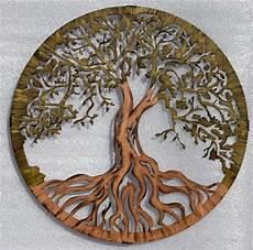 tree of life wall decor wall art by humdingerdesignsetsy etsy