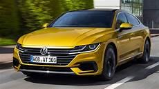 Volkswagen Vw Arteon 2 0 Tdi R Line 4motion Im Test
