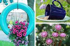 Clever Recycled Craft Idea How To Make Garden Markers