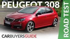 Peugeot 308 2017 Review Bluehdi 130 Facelift