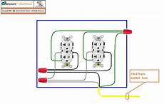 i have a single 125 volt 20 outlet wired in my garage why only one outlet and is it