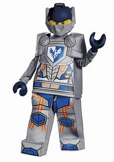 prestige nexo knights clay boys costume