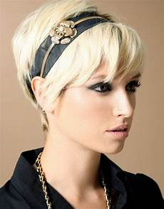 headbands for short hair hairstyles