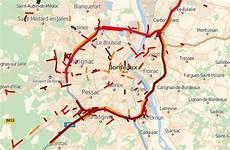 Circulation Bouchons G 233 Ants Sur L A10 L A63 Et La