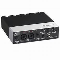 Steinberg Ur22 Mk 2 Usb Audio Interface Box Opened At
