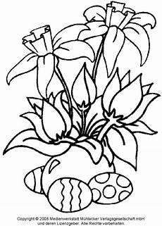 kinder malvorlagen narzisse ausmalbild tulpen narzissen medienwerkstatt wissen