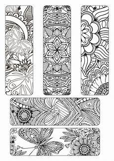 Malvorlage Lesezeichen Weihnachten Drucken Und Malen Sie Lesezeichen Auf Dickeres Papier