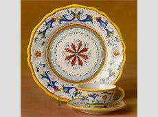 Maioliche Originali Deruta (M.O.D) Italian ceramica