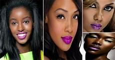 A Levre Violet Peau Meilleur Maquillage