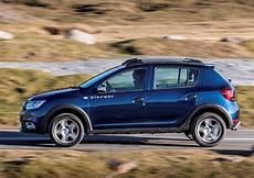 The New 2017 Dacia Sandero Stepway Impressions